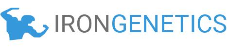 Irongenetics | Personal Trainer Sebastian Steinhausen  Retina Logo