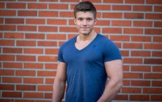 Ernährung für Muskelaufbau Sebastian