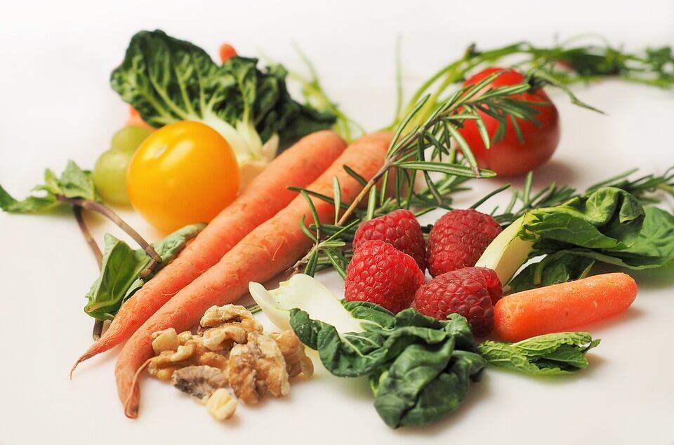 natürliche appetitzügler gemüse