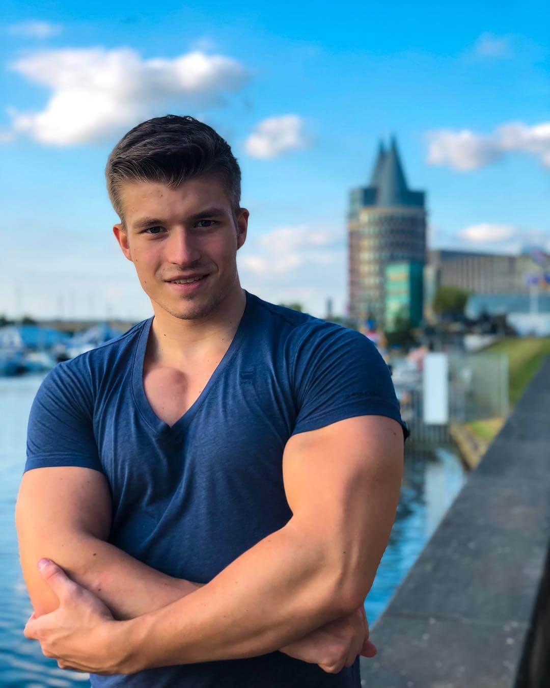Personal Trainer Koeln Sebastian